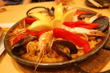 スペイン料理 ラ・マーサ_a0115906_12172662.jpg