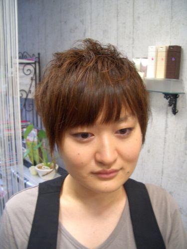 ショート☆_f0158908_19482969.jpg