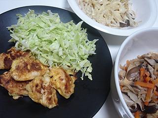 鶏むね肉のピカタ_c0025217_0102127.jpg