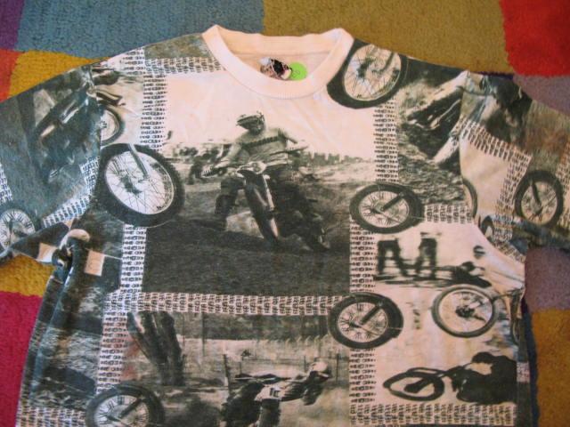 7月11日入荷商品!60年代 フォトプリント総柄Tシャツ!_c0144020_1354324.jpg