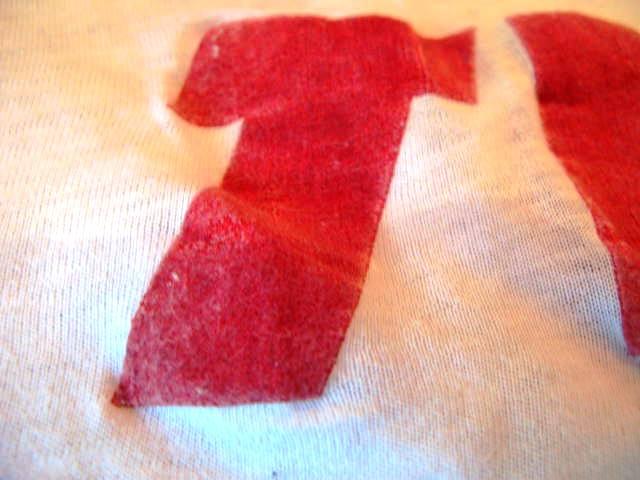 7月11日入荷商品!50'S 両面フロッキープリント Tシャツ! _c0144020_13594226.jpg
