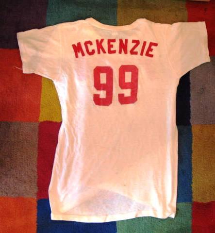 7月11日入荷商品!50'S 両面フロッキープリント Tシャツ! _c0144020_1401033.jpg
