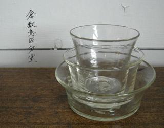 倉敷意匠分室 石川昌浩さんのガラスコップ_a0130646_1611074.jpg