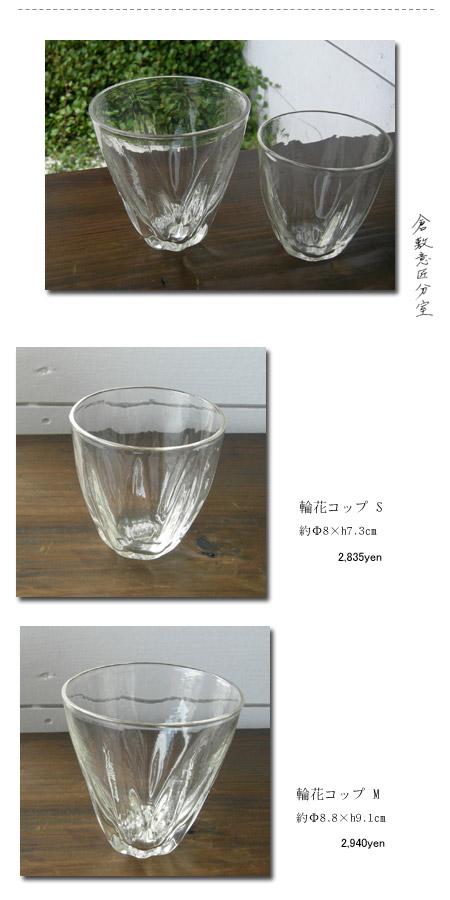 倉敷意匠分室 石川昌浩さんのガラスコップ_a0130646_1651865.jpg