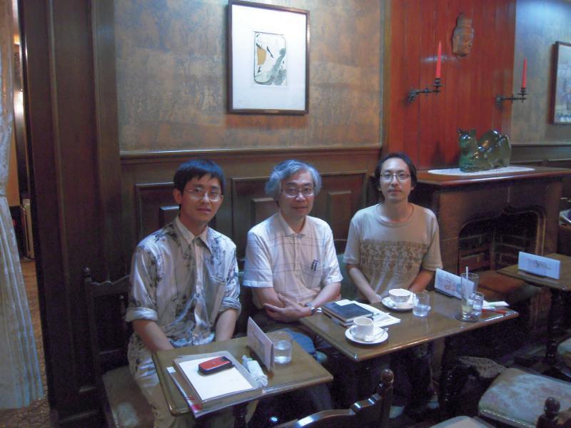 脇田先生に会いました!_e0122952_23242143.jpg