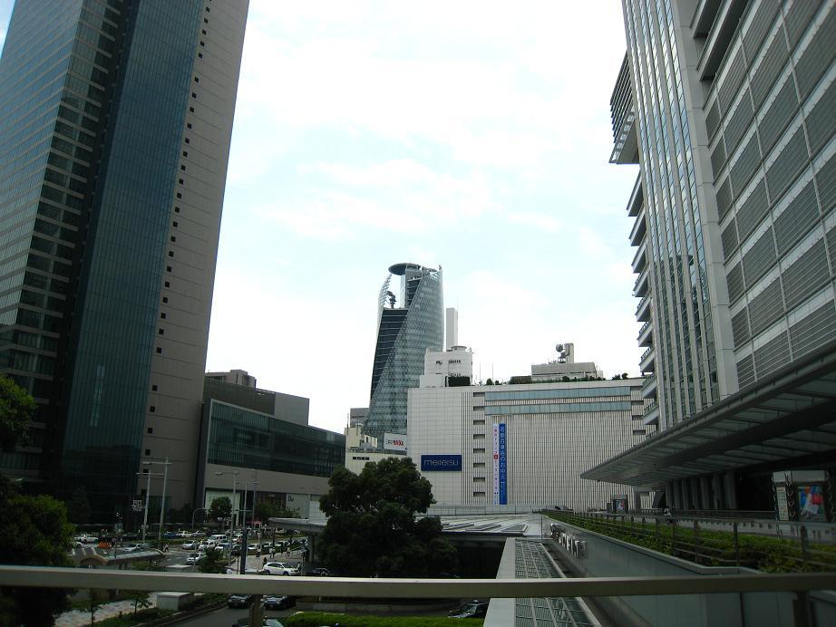 いつかロケ地になる名古屋駅_a0107574_23144664.jpg