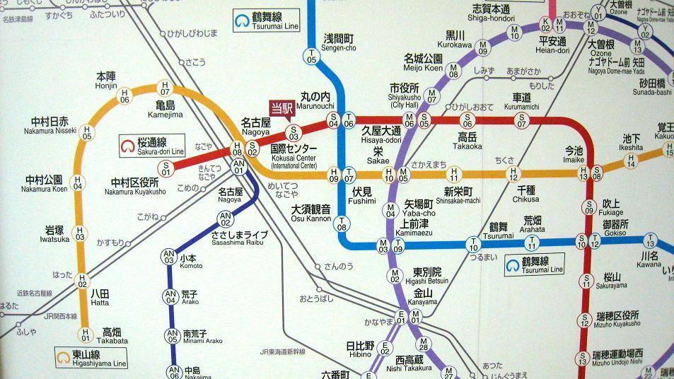 いつかロケ地になる名古屋駅_a0107574_23161712.jpg
