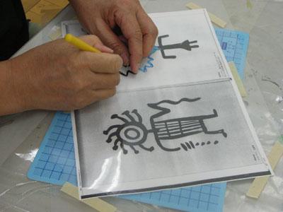 エアーブラシ通信32  2009年7月11日(土)_b0129807_21423350.jpg