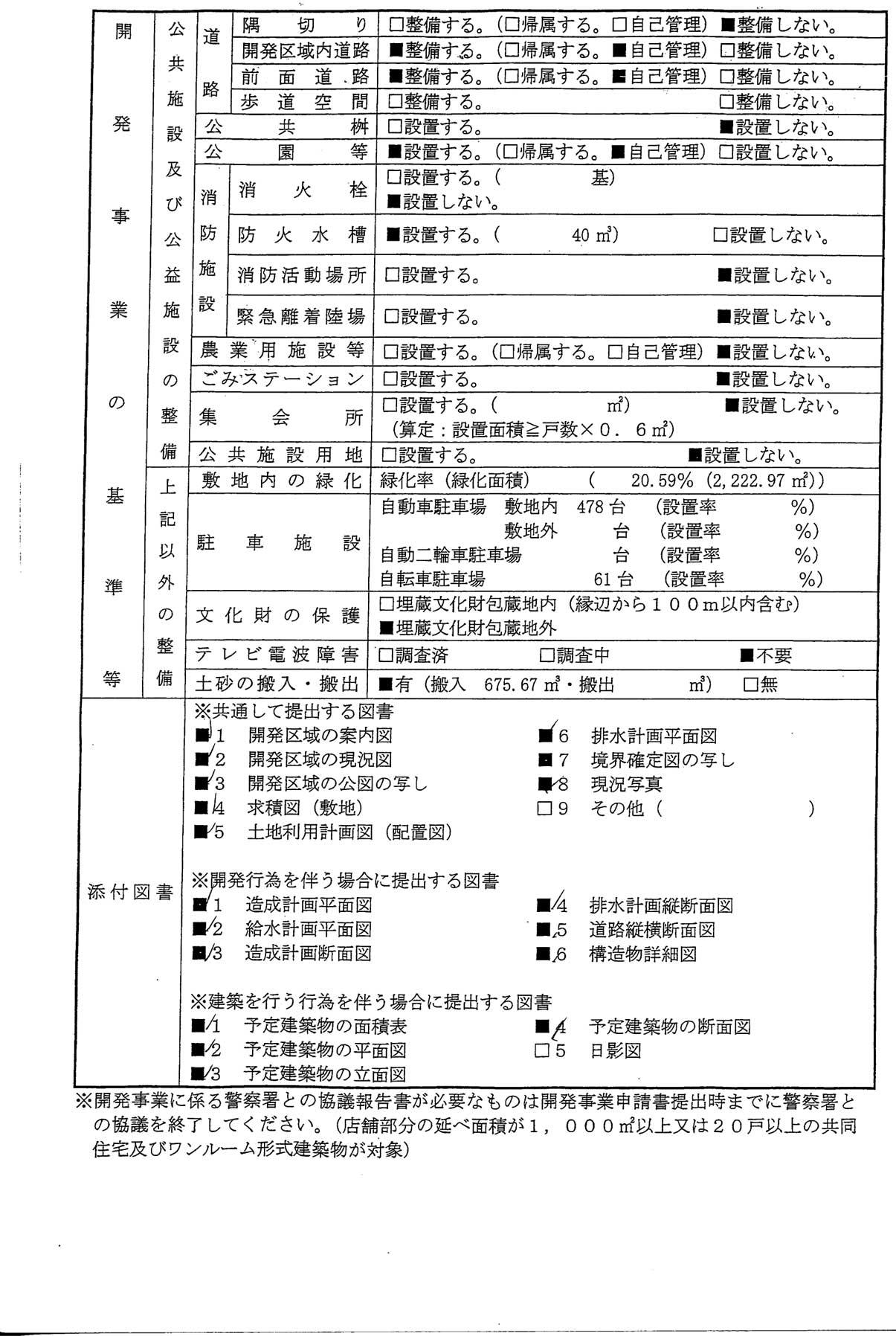 =2009/6/2= ニラク「開発事前協議書」と前面道路の図面_d0034430_9492549.jpg