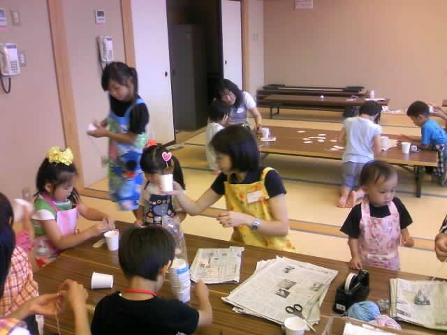 幼児部自主活動♪_b0114789_1640717.jpg