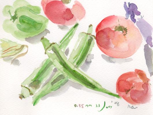 夏野菜_d0115092_7483534.jpg