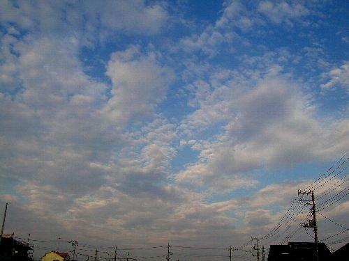 きょうの空。_b0157216_202805.jpg