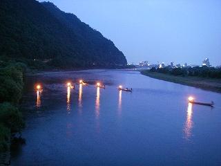 長良川夜景_e0064783_11571832.jpg