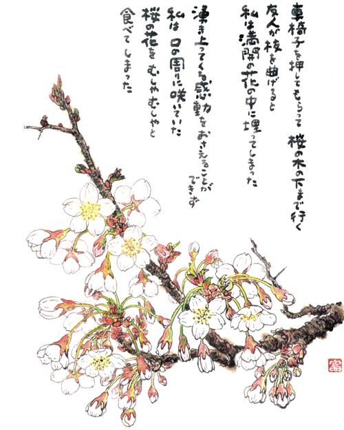 """人間 """"星野富弘""""氏と 建築 「富..."""