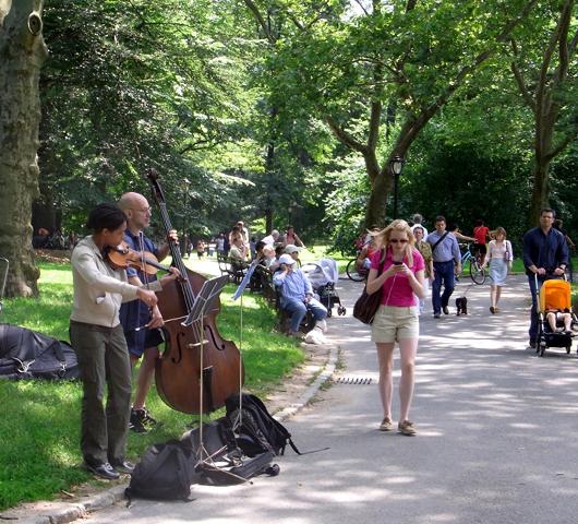 初夏のセントラルパークに流れるジャズ_b0007805_22153321.jpg