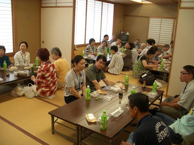 東海道の宿場&港町の由比で「アジのたたきづくり」_f0141310_2311743.jpg