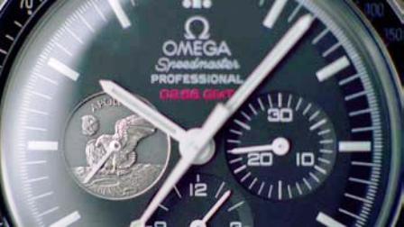 OMEGA、TV CMを展開/月面着陸40周年記念_f0039351_2013095.jpg