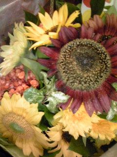 お花屋さんのようです。_a0126663_002473.jpg