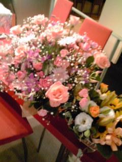 お花屋さんのようです。_a0126663_004265.jpg