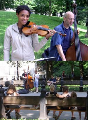 初夏のセントラルパークに流れるジャズ_b0007805_4131488.jpg