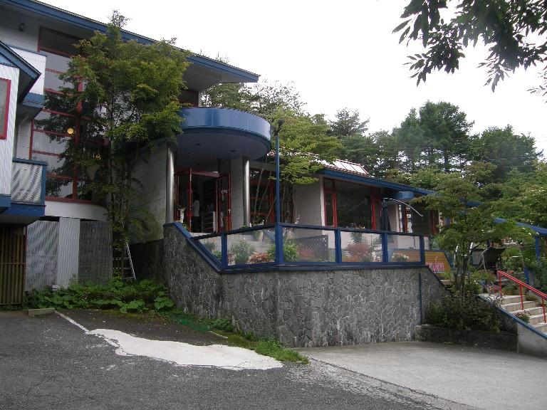 レオ 東京を後に 山中湖へ_f0128542_9124029.jpg