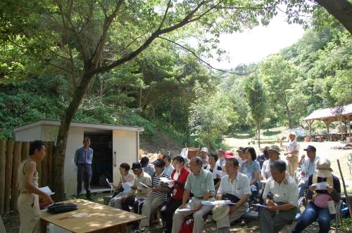 平成21年7月度「大人の林間学校」_c0108460_22215353.jpg