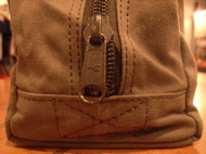 """FR COTTON SMALL DUFFLE BAG OLV\""ってこんなこと。_c0140560_1634851.jpg"