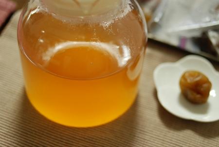 シロップ したら 梅 発酵