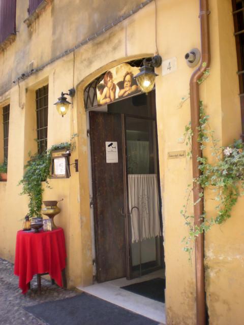 美味しい!!----Osteria degli angeli( Ferrara)_c0179785_603968.jpg