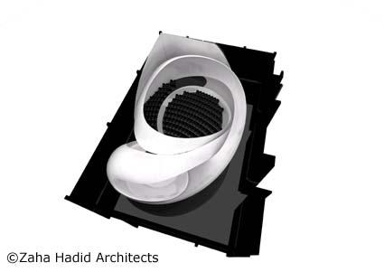 090715 ザハ・ハディドの新しいインスタレーション_f0202414_1220931.jpg