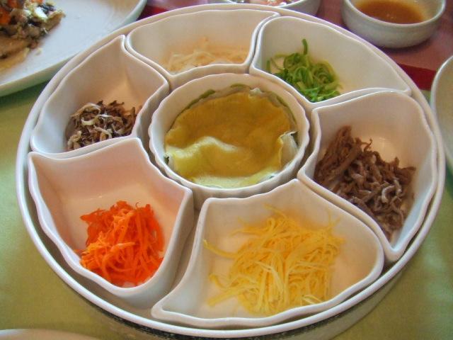 韓国宮廷料理 「必敬斎」 _c0007919_20305813.jpg