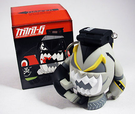 Mini G-Robo by Jukai_e0118156_1381097.jpg