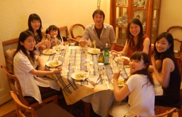 13日の晩餐。_c0180686_17305929.jpg