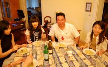 13日の晩餐。_c0180686_17364443.jpg
