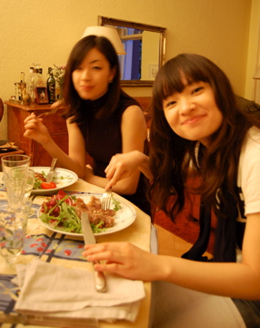 13日の晩餐。_c0180686_17421912.jpg