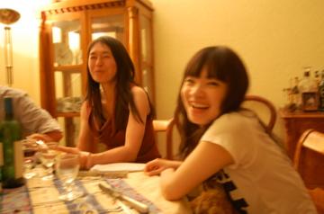 13日の晩餐。_c0180686_18123868.jpg