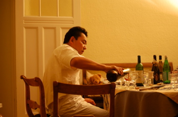 13日の晩餐。_c0180686_1814750.jpg