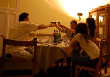 13日の晩餐。_c0180686_1823359.jpg