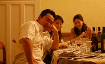 13日の晩餐。_c0180686_1892122.jpg