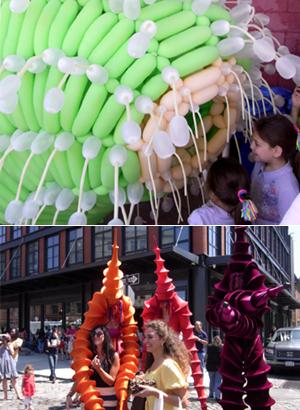 ハイライン・ストリート・フェスティバルで見かけた不思議なキャラクター_b0007805_23334689.jpg