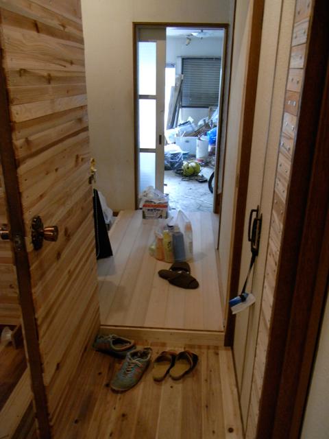 1階・スタジオ大改装 ―90%―_b0170419_23285190.jpg