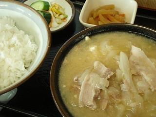 トン汁定食_a0023246_15493124.jpg
