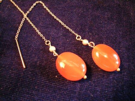 オレンジカーネリアン_f0196455_15535971.jpg