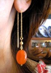 オレンジカーネリアン_f0196455_15544770.jpg