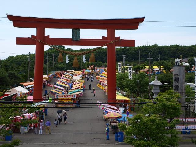 樽前山神社例大祭_d0153062_8113351.jpg