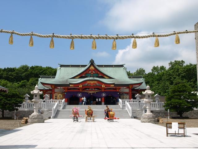 樽前山神社例大祭_d0153062_8122115.jpg