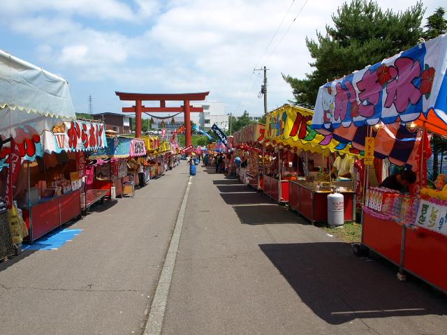 樽前山神社例大祭_d0153062_8133373.jpg