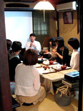 貸し切り「美味しい日本茶セミナー」_b0153663_16364960.jpg