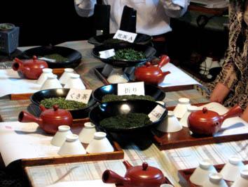 貸し切り「美味しい日本茶セミナー」_b0153663_16402832.jpg