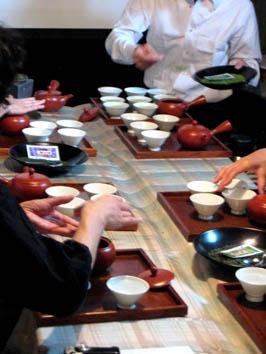 貸し切り「美味しい日本茶セミナー」_b0153663_16423879.jpg